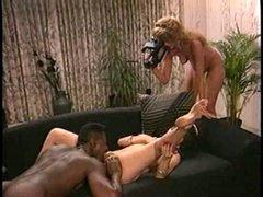 MILF porn with big black dick